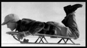 sled boy