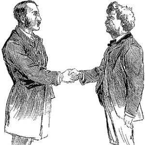 Shaking Hands with your Urologist