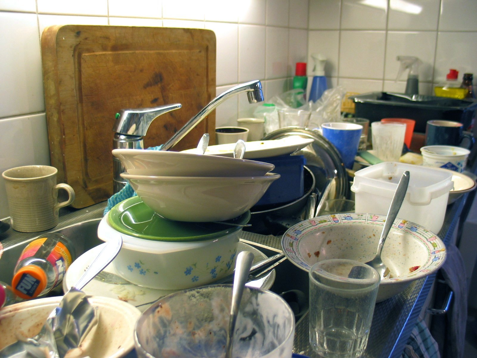 The Dirty Kitchen Apocalypse Theory – A Generous Helping