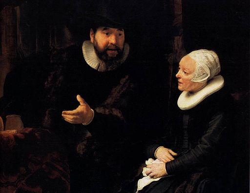 rembrandt_-_the_mennonite_minister_cornelis_claesz-_anslo_in_conversation_with_his_wife_aaltje_detail_-_wga19143