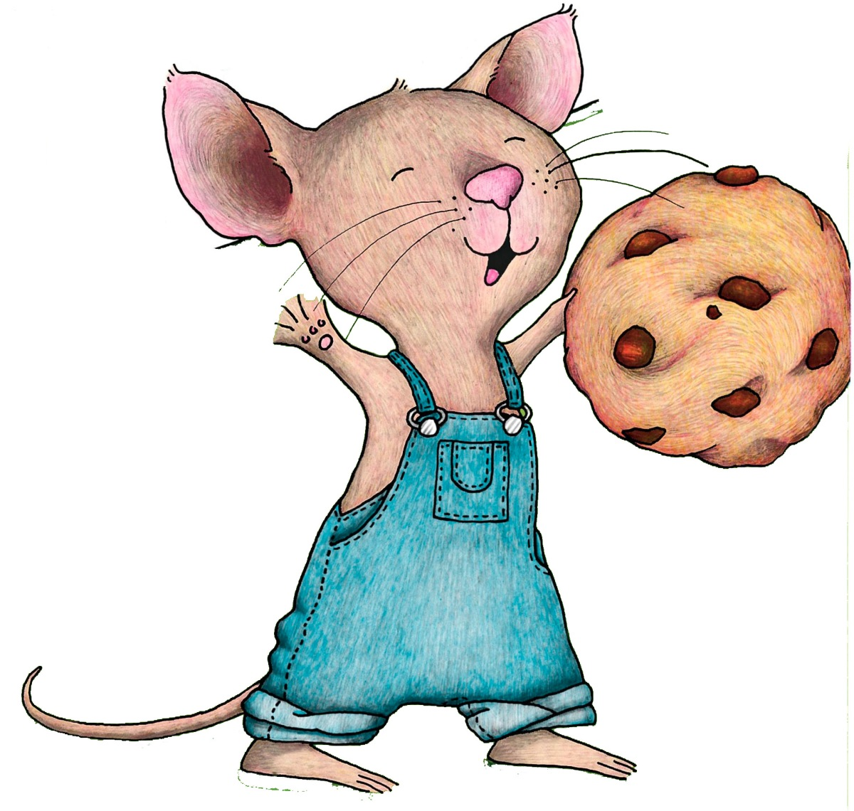 If You Give a Mouse a Cookie - A Cautionary Husband's Tale